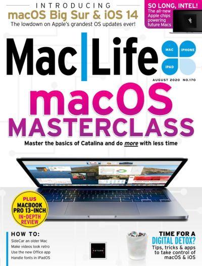 Mac Life UK - August 2020
