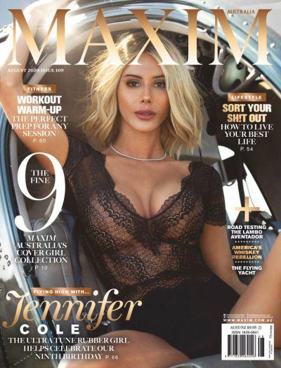 Maxim Australia – August 2020