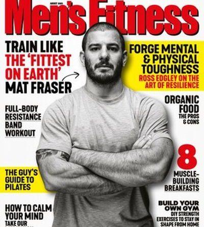 Men's Fitness UK - August 2020