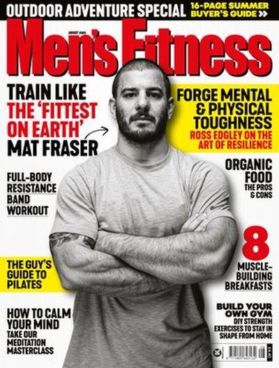 Men's Fitness UK – August 2020