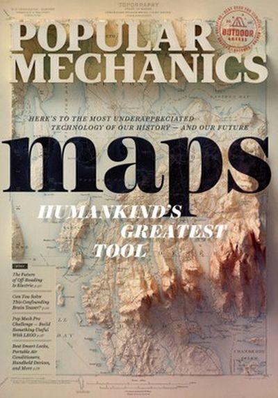Popular Mechanics USA – July 2020