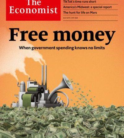 The Economist USA - July 25 , 2020
