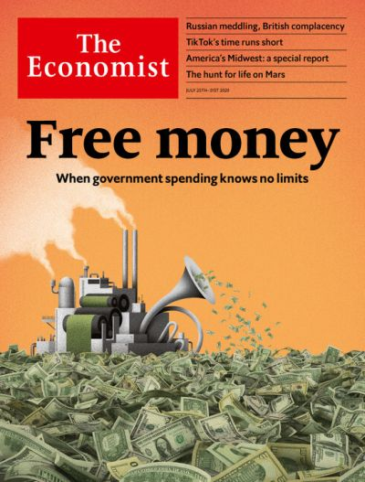 The Economist USA - July 25 , 2020