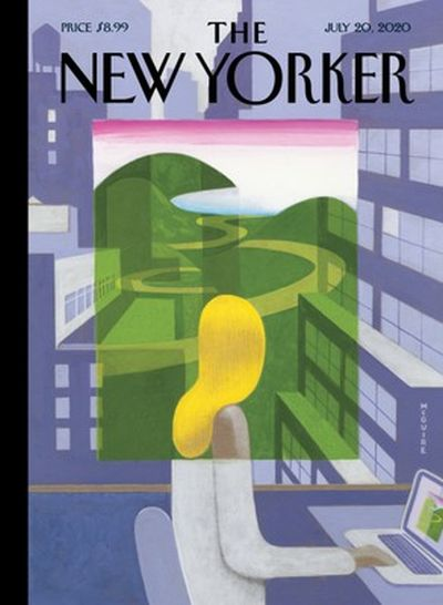The New Yorker – July 20 , 2020