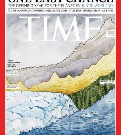 Time USA - July 20 , 2020