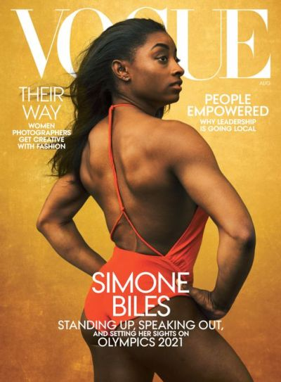 Vogue USA – August 2020