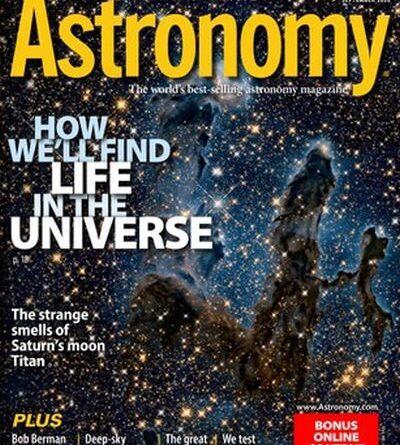 Astronomy - September 2020