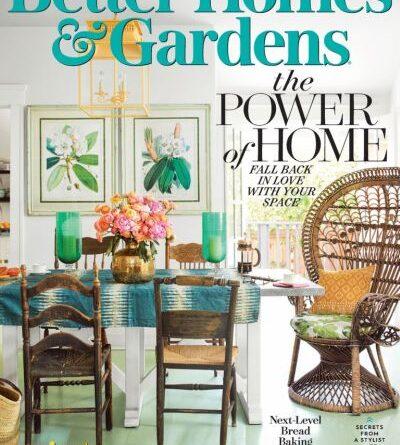 Better Homes & Gardens USA - September 2020