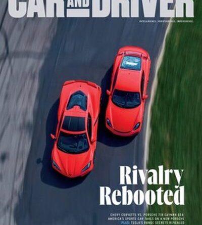Car and Driver USA - September 2020