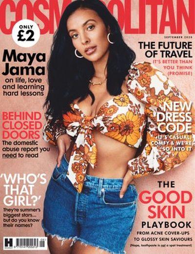 Cosmopolitan UK – September 2020
