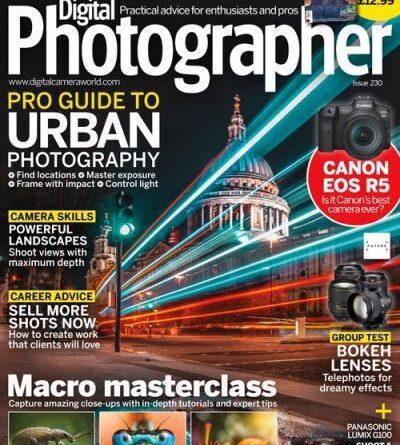 Digital Photographer - Issue 230, 2020