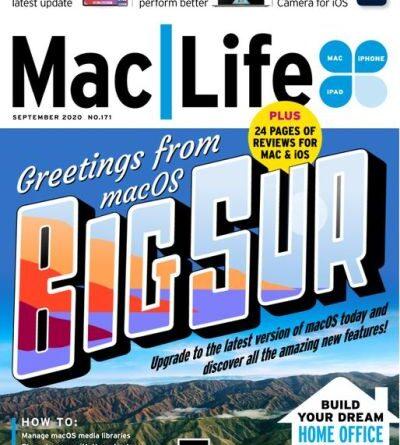 Mac Life UK - September 2020