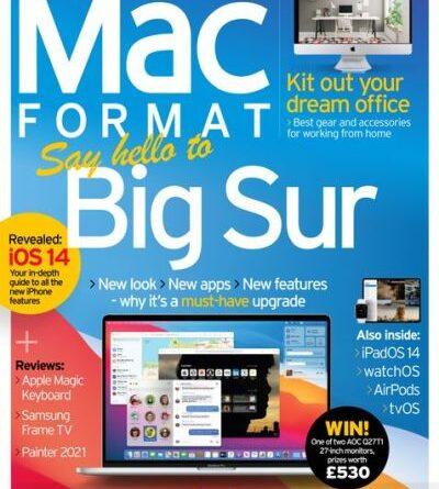 MacFormat UK - September 2020