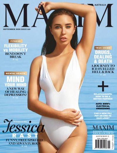Maxim Australia - September 2020