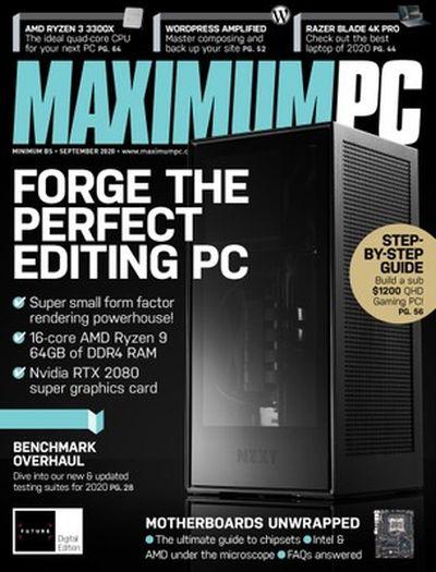 Maximum PC – September 2020