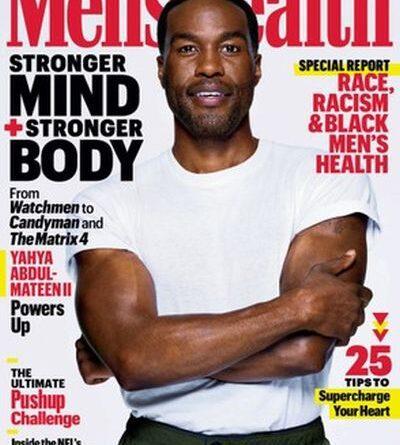 Men's Health USA - September 2020