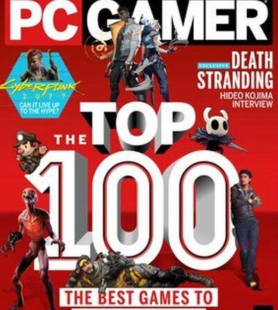 PC Gamer UK - September 2020
