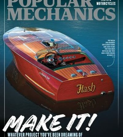 Popular Mechanics USA - September / October 2020