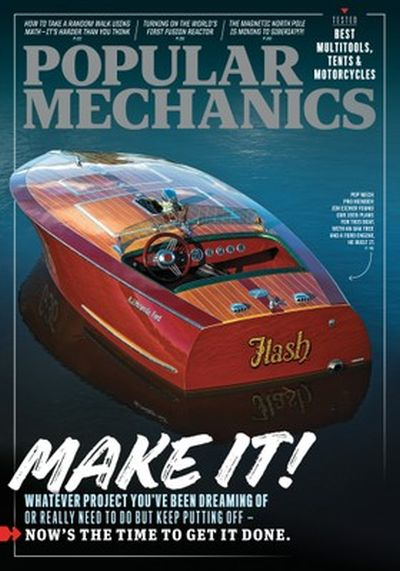Popular Mechanics USA - September / October 2020