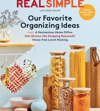 Real Simple - September 2020