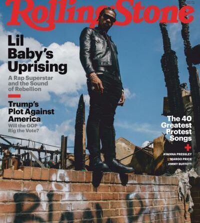 Rolling Stone USA - August 2020