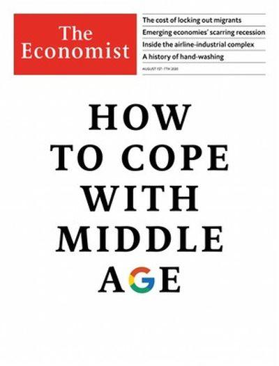 The Economist USA – August 1 , 2020