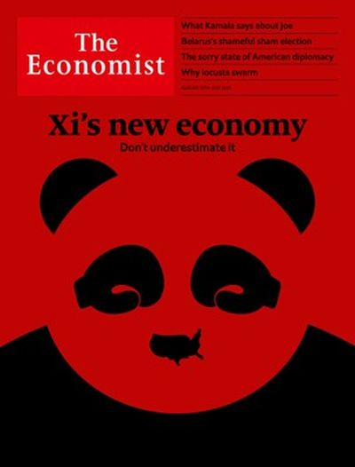 The Economist USA - August 15 , 2020