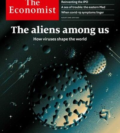 The Economist USA - August 22 , 2020
