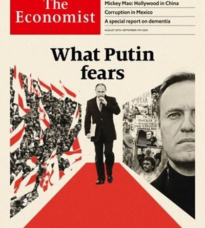 The Economist USA - August 29 , 2020