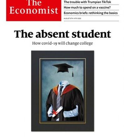 The Economist USA - August 8 , 2020