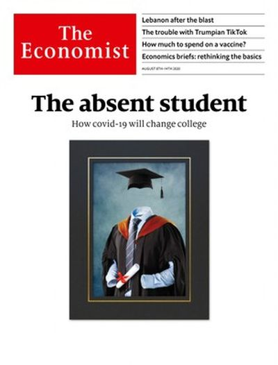 The Economist USA - August 8 , 2020