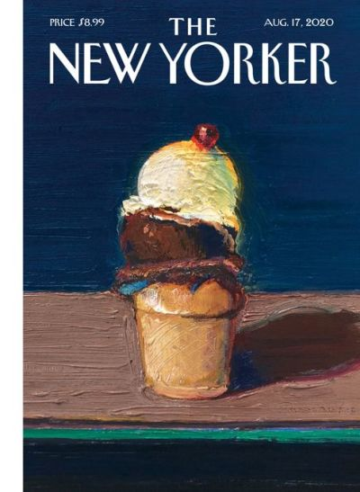 The New Yorker - August 17 , 2020