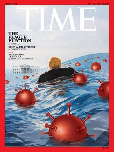 Time USA - August 17, 2020