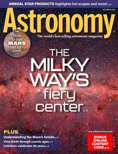 Astronomy – October 2020