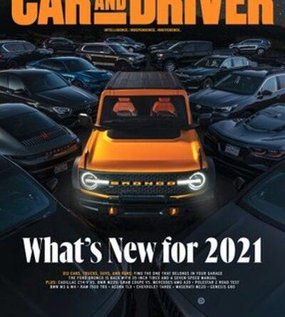 Car and Driver USA - October 2020