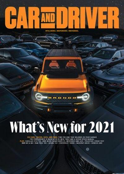 Car and Driver USA – October 2020