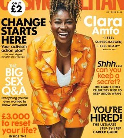 Cosmopolitan UK - October 2020