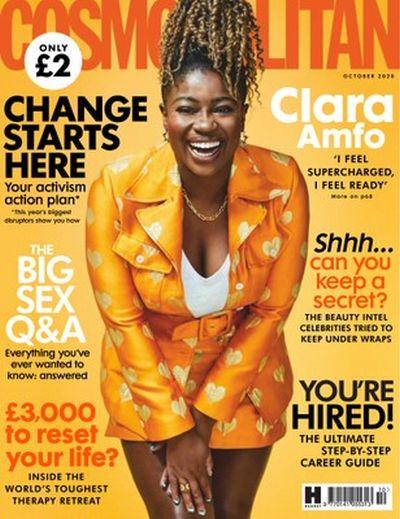 Cosmopolitan UK – October 2020