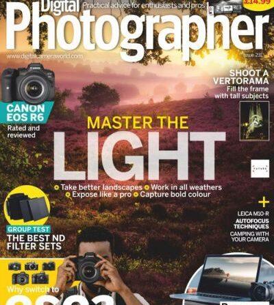 Digital Photographer - Issue 231 , 2020