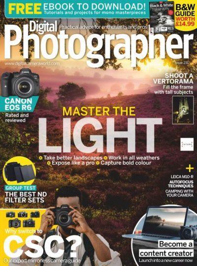 Digital Photographer – Issue 231 , 2020
