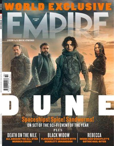 Empire UK - October 2020