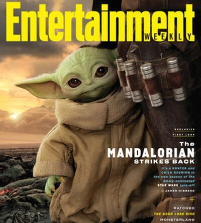 Entertainment Weekly - October 2020