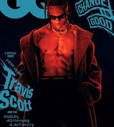 GQ USA - September 2020