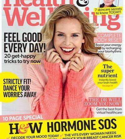 Health & Wellbeing - October 2020