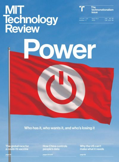 MIT Technology Review - September / October 2020