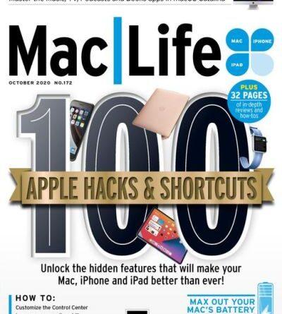 Mac Life UK - October 2020