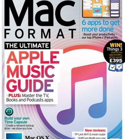 MacFormat UK - October 2020