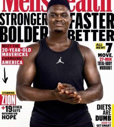 Men's Health USA - October 2020