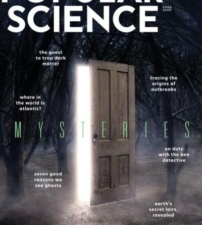 Popular Science USA - Fall 2020