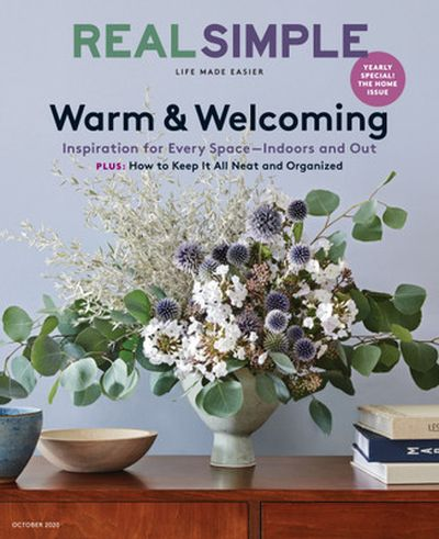 Real Simple – October 2020